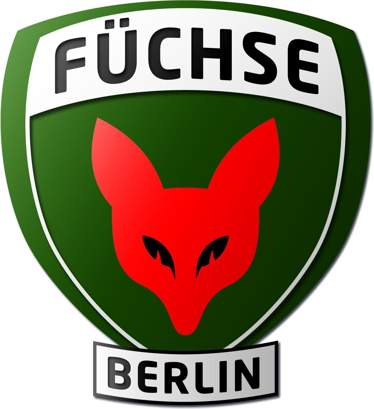 Karower Dachse, Berlin-Karow, Sponsoren und Partner, Füchse_Berlin_Reinickendorf_Logo