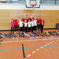 Karower Dachse Weihnachtsfeier 2019