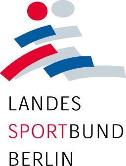 Karower Dachse, Berlin-Karow, Sponsoren und Partner, LSB, Landessportbund Berlin_Logo