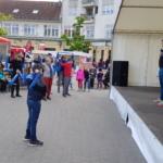 Karower Dachse, Berlin-Karow, Inklusion aktiv Pankow, 05.05.19, Europäischen Protesttag zur Gleichstellung von Menschen mit Behinderung