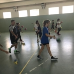 Handballcamp Sommer 2019, Handballspiel